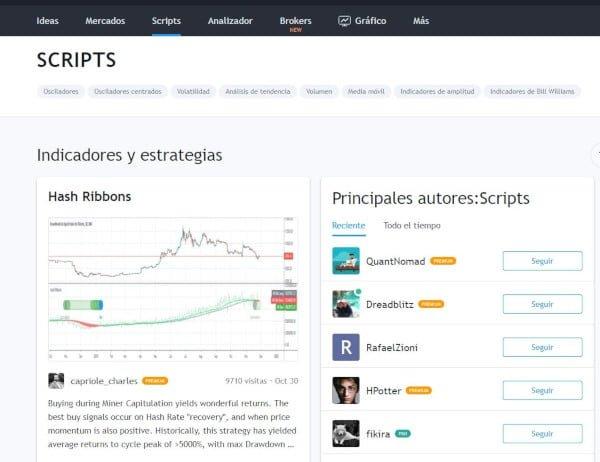 tradingview scripts
