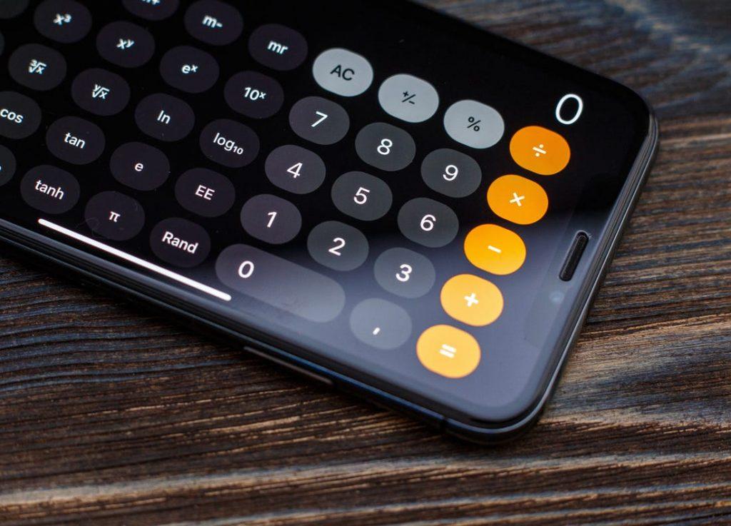 Calculadora de opciones financieras