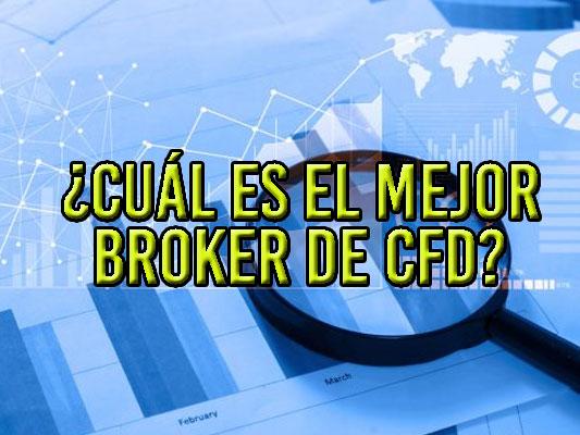 Mejor Bróker de CFDs