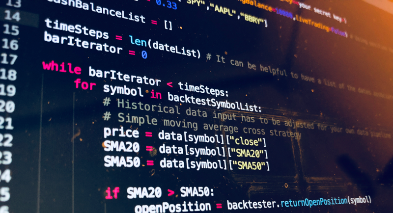 Trading algorítmico con Python